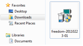 Installer Your-Freedom